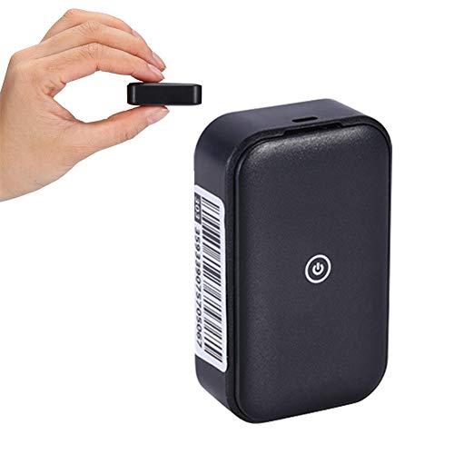 HSART Mini GPS Trackers SOS Dispositivos de Localización para Vehículo Niño Ubicación Rastreadores GPS Localizador de Sistemas, SMS Aplicación Contral Libre