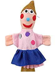 Puppet Doll In The Form of Clown