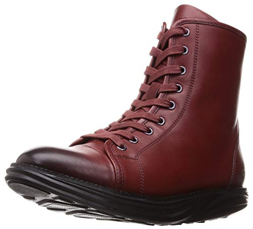 MBT Damen Stiefeletten Boston Mid Boot 700990-1238N rot 567321