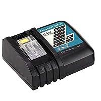 【Abakoo】充電器 DC18RC 急速充電 14.4V-18V 対応 BL1830 BL1840 BL1850 BL1860 BL1430 BL1440 BL1450 BL1460対応 互換用 電動工具用 チャージャー
