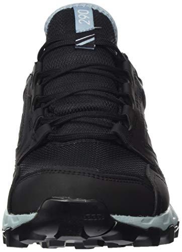 adidas Terrex Agravic TR GTX, Zapatos de Low Rise Senderismo Mujer, Negro (Cblack/Cblack/Ash Gre 000), 38 EU
