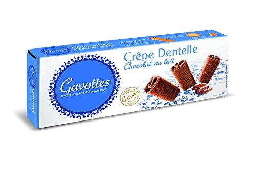 Gavottes Waffelröllchen mit Milchschokolade 90 g