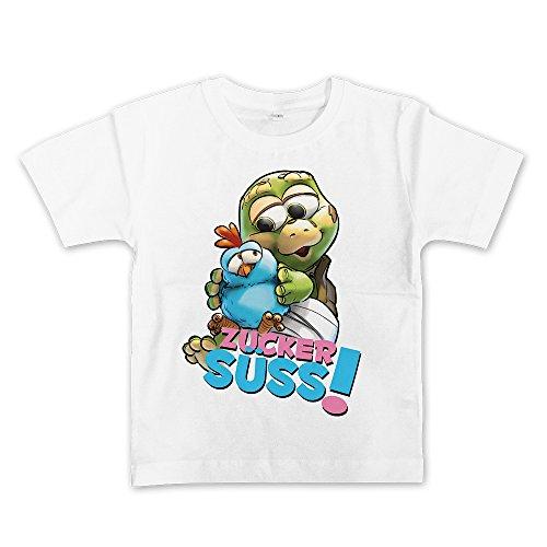 Preisvergleich Produktbild SASCHA GRAMMEL - Zucker Süss! - Kinder - T-Shirt Größe 128