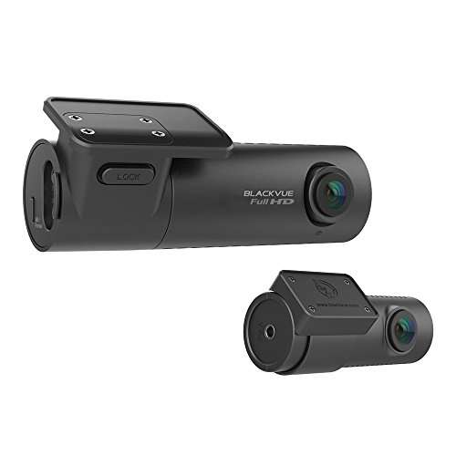BlackVue DR590-2CH (32 GB) Full HD 1080p Front and Rear Dash Cam with Wide-Angle, Sony STARVIS Night Vision and Parking Mode