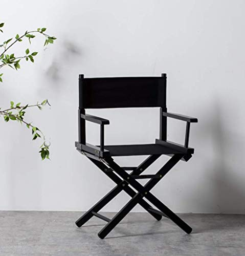 Regiestuhl Classic Klappstuhl Holz Buche Nußbaum 45,5cm Sitzhöhe 7,5kg TRS3076