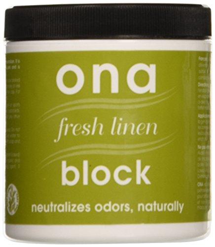Ona - Neutralizzatore di odori Fresh Linen, 175 g