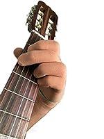 Guitar Glove/Bass Glove/Musician Practice Glove -XS-one - いずれかの手にフィット - COLOR:SKIN TAN
