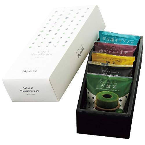 グローカルバウムアソート 城西館 にっぽんの宝物 JAPANグランプリ 高知 ご当地 バウムクーヘン バームクーヘン 銀不老 沢渡茶 天日塩キャラメル 西山きんとき芋 柚子 ギフト