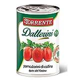 Tomates Datterini Enteros 500g - La Torrente - Carton 24 piezas