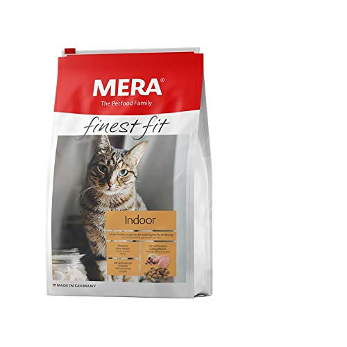 Mera Cat finest fit Trockenfutter Indoor 400 g