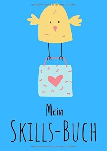 Mein Skills-Buch: Erweiterung zum Stimmungstagebuch für Borderliner - aktives Skillstraining zum Ausfüllen. Selbsthilfebuch für Borderlinestörung.