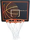 Bee-Ball ZY-010 Wall Mounted Basketball Hoop and Backboard, Can be attached to the
