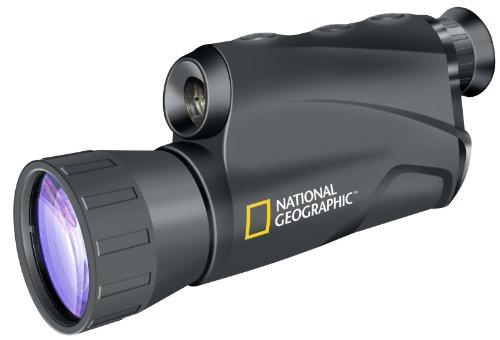 National Geographic 5x50 Monoculare di Visione Notturna Digitale