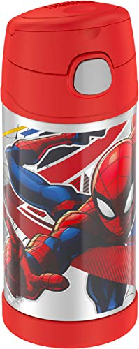 toalla spiderman fabricante Thermos