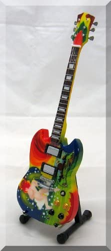 ERIC CLAPTON Miniatura Guitarra FOOL CREAM