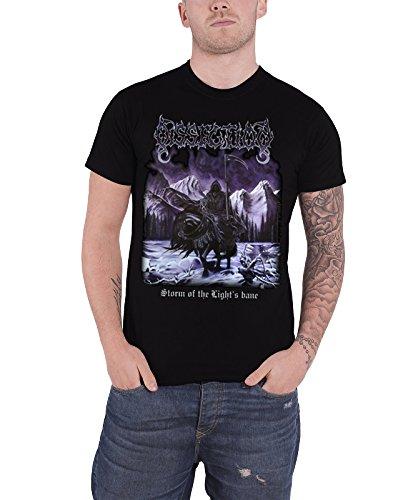 Dissection - Camiseta - Manga Corta - Hombre
