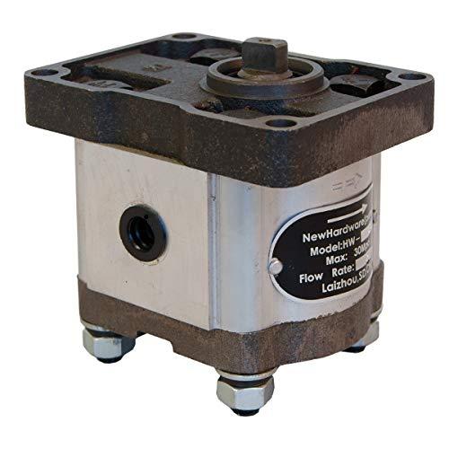 ATIKA Ersatzteil | Ölpumpe Hydraulikpumpe für Holzspalter ASP 10 N