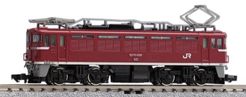TOMIX Nゲージ ED75-1000 前期型 JR貨物新更新車 2105 鉄道模型 電気機関車