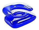 TOPICO 56-0602206 Piscinas hinchables, Azul/Transparente