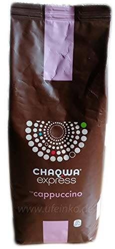CHAQWA Express- TYP Cappuccino 1000g Beutel/Pulver