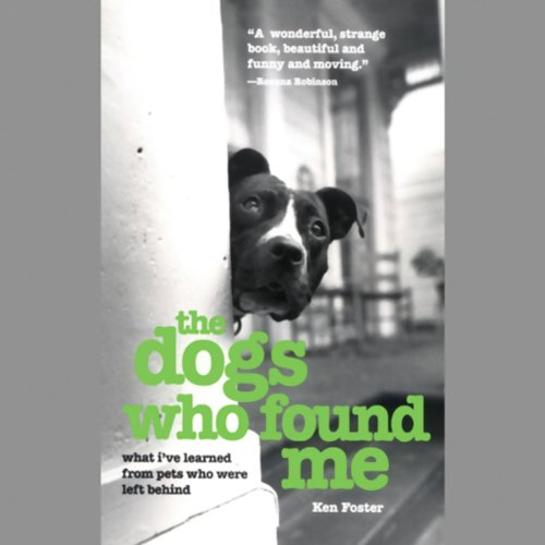 The Dogs Who Found Me copertina