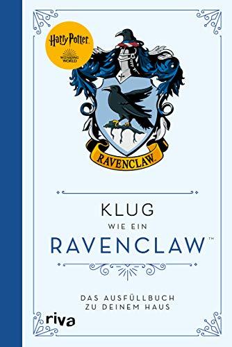 Harry Potter: Klug wie ein Ravenclaw: Das Ausfüllbuch zu deinem Haus