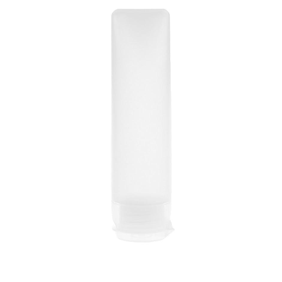 保存するシンプルな加速するSunniMix メイクアップ スクイズボトル ポータブル 液体 シャンプー クリーム ローション コンテナ トラベル アクセサリー 全5選択 - 反転, 30ml