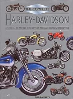 Complete Harley-Davidson : A Model-by-Model History