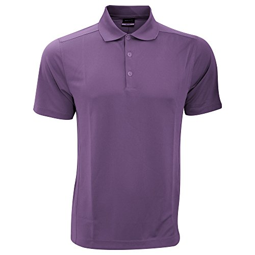 Nike - Polo Sport - Homme (S) (Violet)