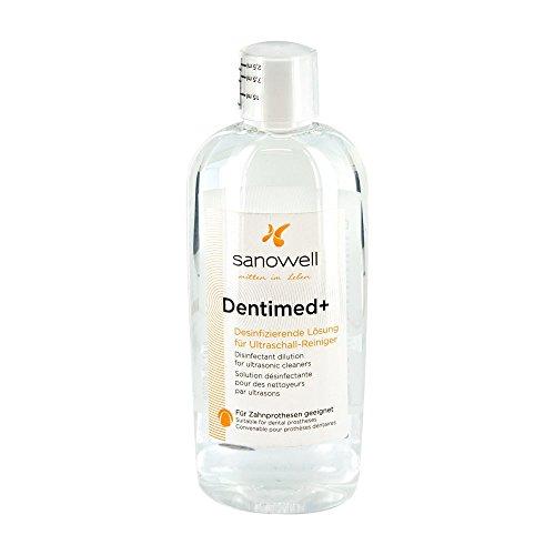 ULTRASCHALL-REINIGER Desinfektionslösung DE 500 ml