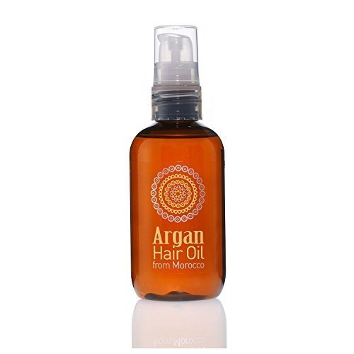Moroccan Oil - Argan Hair Oil Treatment With Natural Pure Ingredients From Morocco 100ml