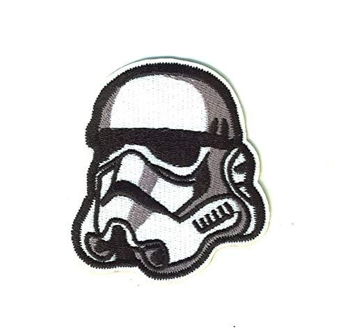SET PRODUCTS  Top Bügelbilder ! Iron on Patch Star Wars - Bügeleisen Patches zum Anpassen Ihrer Kleidung oder Taschen - Starwars, DIY, Anassung - Mehrere Modelle verfügbar