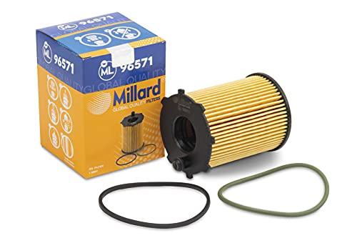 Millard Filtro de aceite para automóvil ML-96571