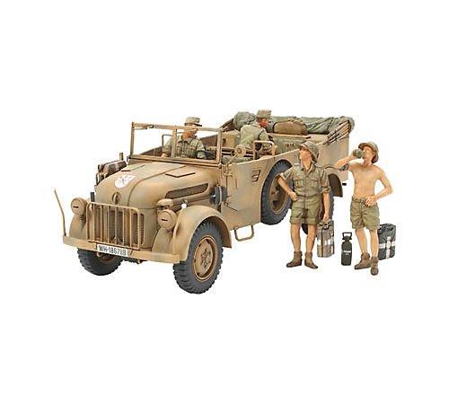 タミヤ 1/35 ミリタリーミニチュアシリーズ No.305 ドイツ陸軍 大型軍用乗用車 シュタイヤー 1500A/01 アフ...