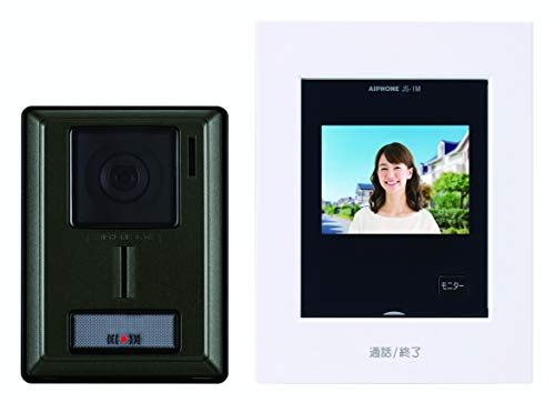 アイホン テレビドアホン ZA-TD1 使いやすいシンプルデザイン