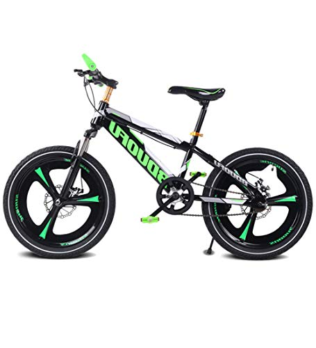 Rennrad Getriebe Rennrad Mountain Student Dual Scheibenbremse Fahrrad Vibration Single Speed Kinder Fahrrad 16 Zoll, 18 Zoll, 20 Zoll,16inch