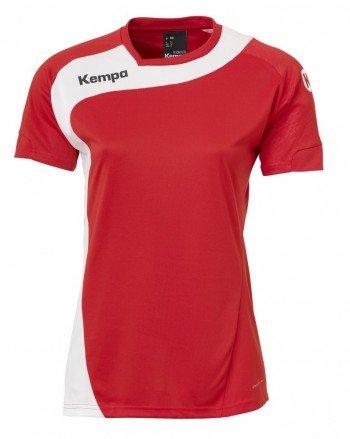 FanSport24 Kempa Peak Trikot, Damen, rot/weiß Größe XL