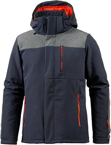 Brunotti Herren Twintip Softshell Jacket Jacke, Night Blue, XL