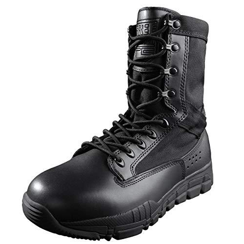 GRATIS SOLDIER Mannen Combat Boots 8