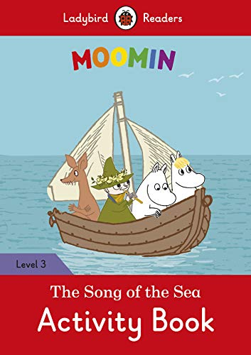 Moomin: The Song of the Sea Activity Book – Ladybird Readers Level 3