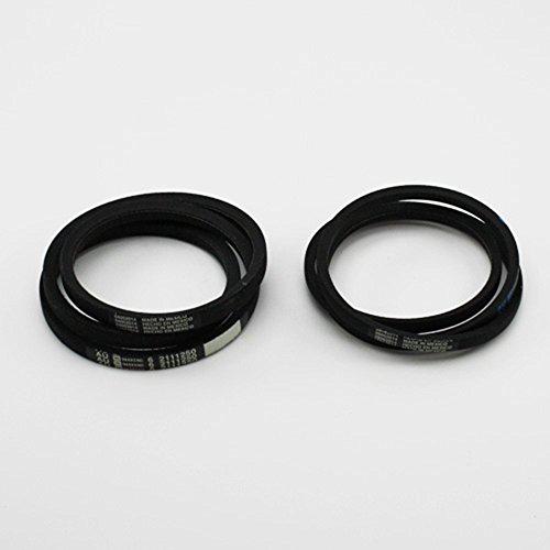 Price comparison product image Maytag Washer Belt Set 211125 211124 12112425