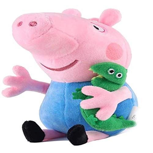 HUG 'n' FEEL SOFT TOYS Soft Toys Long Soft Lovable hugable Cute Giant Life Size (Peppa Pig, George Pig) Lovely Toy Figure