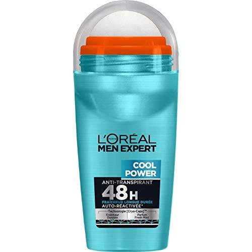 MEN EXPERT - Deodorant Bille Men Cool Power0Ml - Lot De 3
