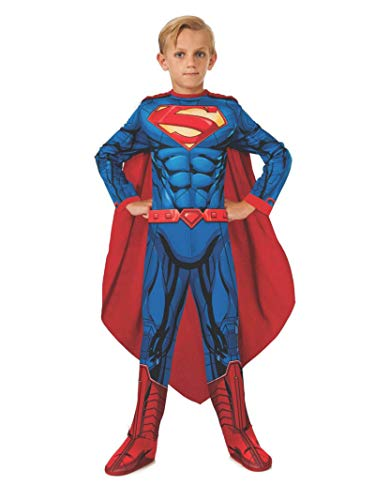 Superman - DC Comics - Enfants Costume de déguisement - Petit - 117cm