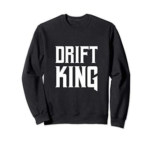 Drift King Car Drifting Racing Driver Race Driving Idea de Sudadera
