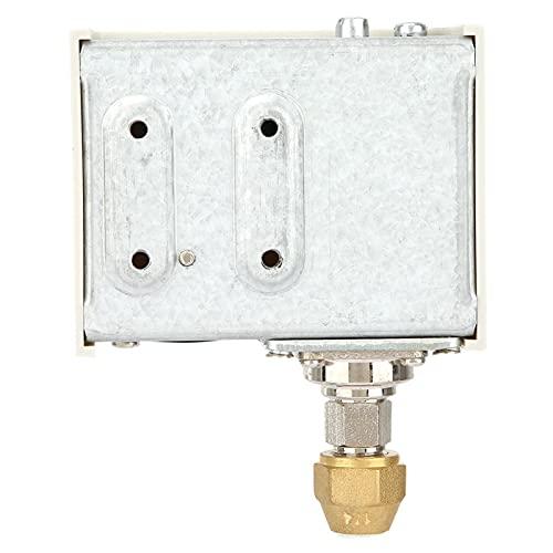 Controlador de presión Interruptor SPDT de la serie SPC Interruptor de control de presión Interruptor de presión de material superior Fácil instalación para aire/medios no corrosivos