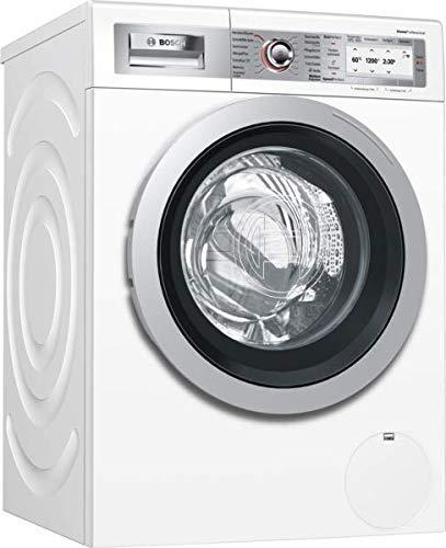 Bosch WAYH8748 HomeProfessional Waschmaschine Frontlader / A+++ / 196 kWh/Jahr / 1400 UpM / 8 kg / weiß / Fleckenautomatik Plus / VarioTrommel / Home Connect