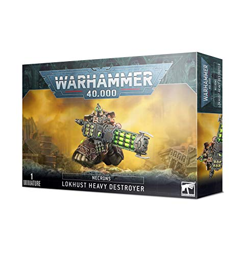 Games Workshop Warhammer 40k - Necron Destroyer Lourd Lokhust