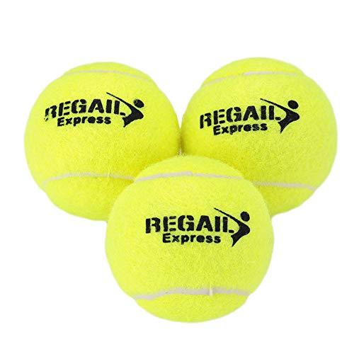 WLGREATSP Druckloser Tennisballeimer |Personalisierte Übungsbälle |Robuster/wiederverwendbarer/tragbarer Tennisball, Tennisbälle für Fortgeschrittene