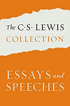 The C S Lewis Collection  Essays and Speeches  The Six Titles Include  The Weight of Glory  God in the Dock  Christian Reflections  On Stories  Present Concerns  and The World s Last Night